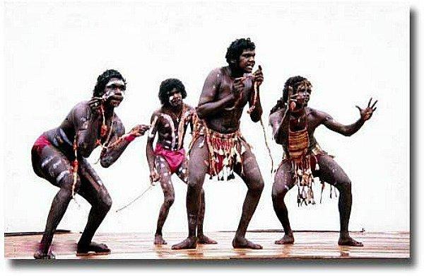 Arnhemland Torres Strait Dance Company