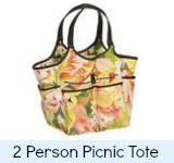 2 person Picnic Tote from Fishpond