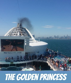 thumbnail link to site page on the Golden Princess cruise ship