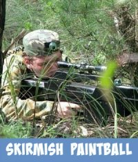 Image link to Site page on Melbourne Skirmish - Paintball centres