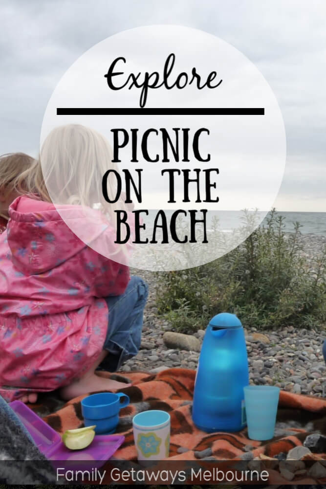 image to pin to pinterest for the picnic on the beach page