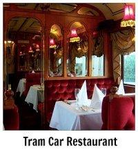 tram car restaurant tour review link