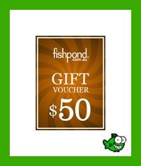 Fishpond Gift Coupon Image