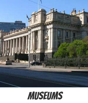 Image link to Site page on Melbourne Museums