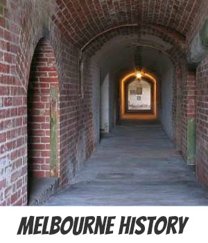 Image link to site page on the History of Melbourne