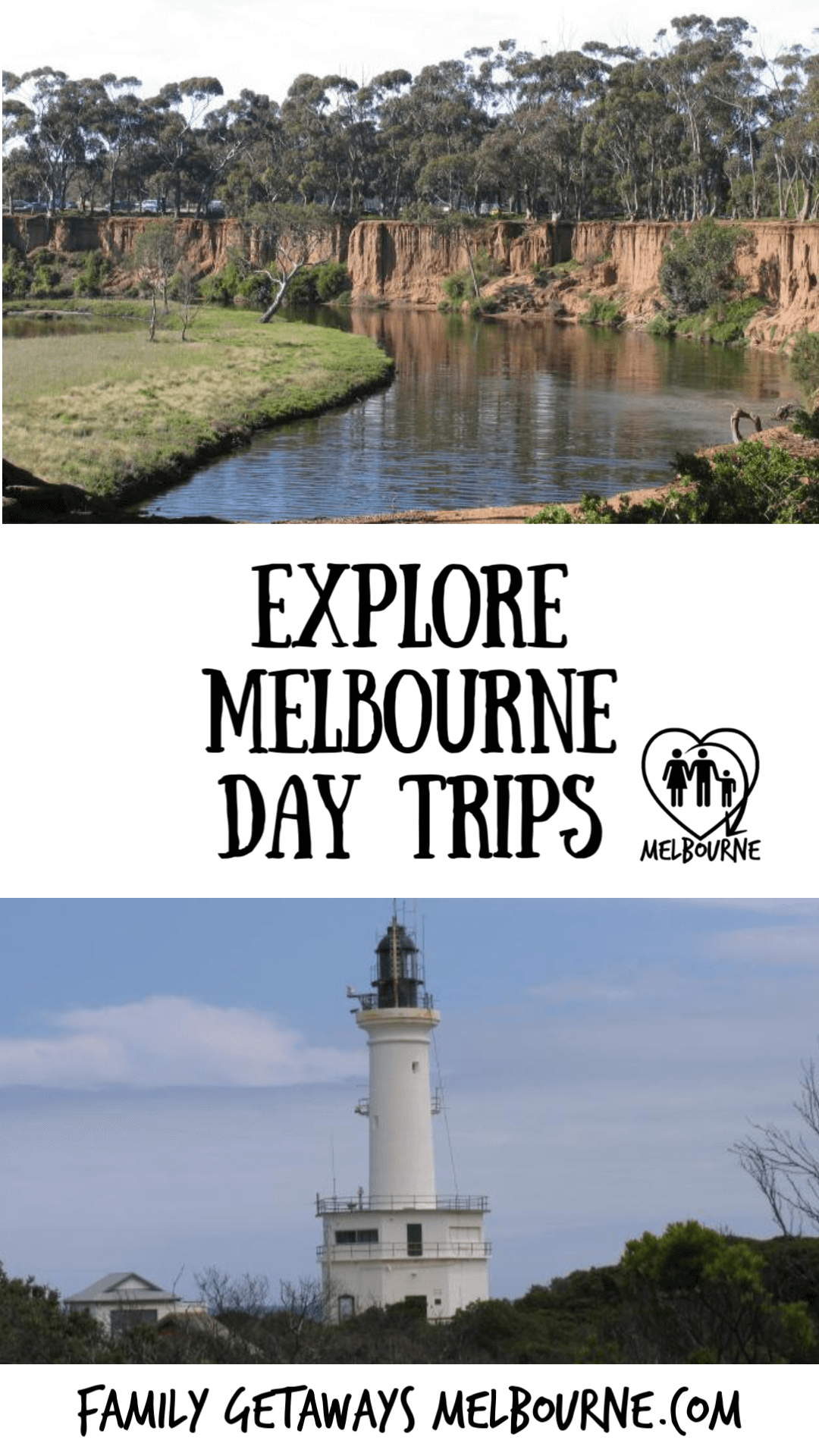 image to pin to pinterest for your day trip from Melbourne