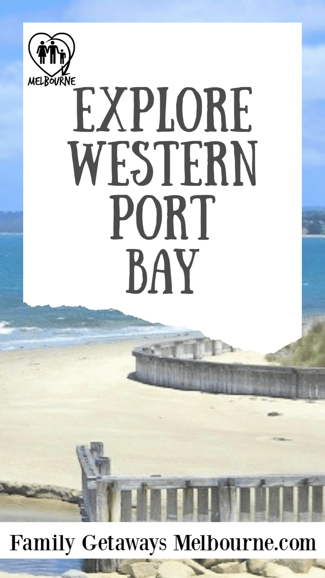 Pinterest image for the site page on western port bay