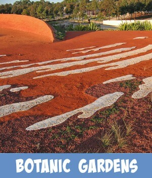 image link to site page on Cranbourne Botanic Gardens