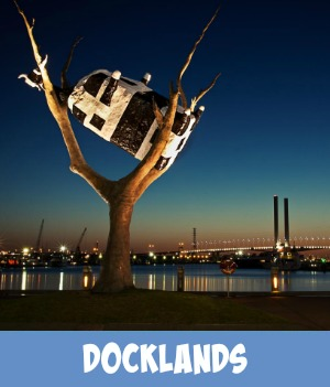 Image link to site page on Melbourne's Docklands