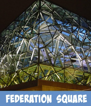 image link to site page on Federation Square, Melbourne