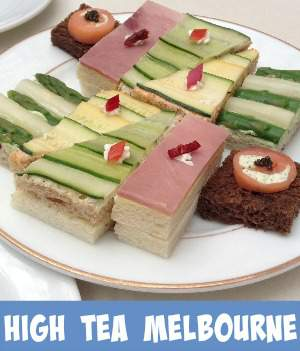 Image link to Site page on Melbourne High Tea experiences
