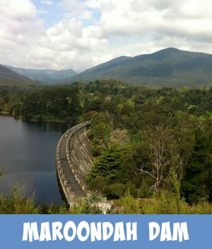 Image link to Site Page on Maroondah dam and Parklands