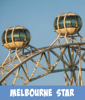 Image link to site page on the Melbourne Star observation wheel