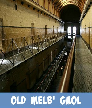 thumbnail image link to site page on the Old Melbourne Gaol museum