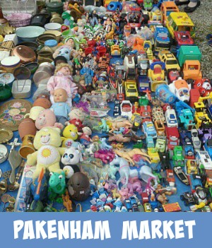 Thumbnail link to site page on the Pakenham Trash and Treasure Market