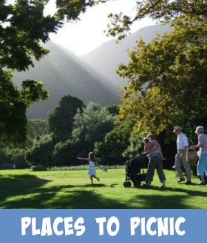 Graphic link to site page on Places to Picnic