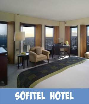 Image link to Site page on the Sofitel Hotel