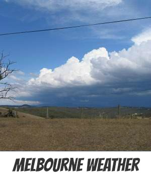 Image links to the site page on Melbourne's unpredictable weather