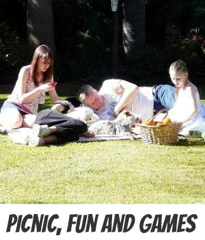 Image link on all things to do with picnic places and suggestions in Melbourne
