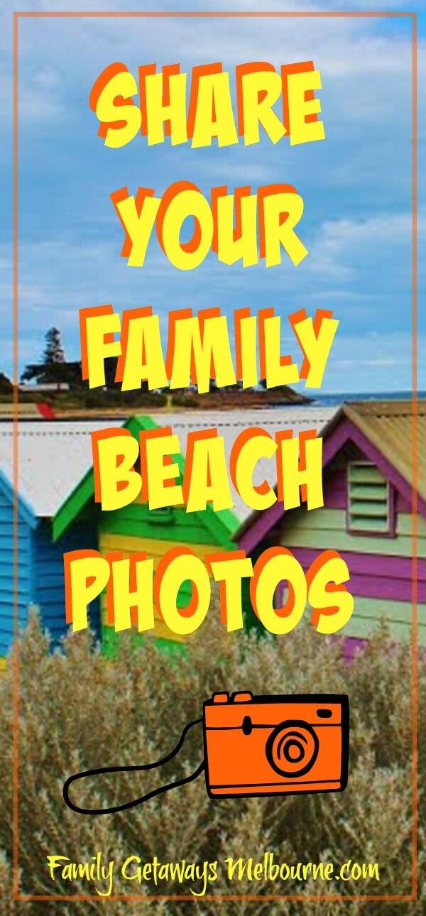 Family Beach Photos Pinterest pin