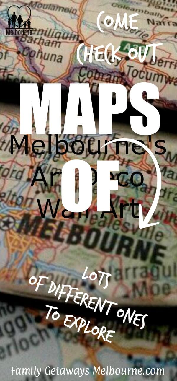 image to pin to Pinterest for the site page on map of Melbourne