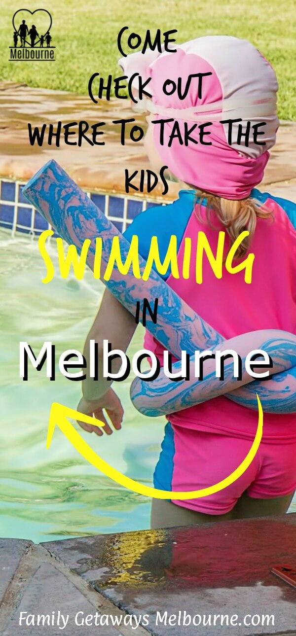 image to pin to Pinterest for the Kid's Swimming site page