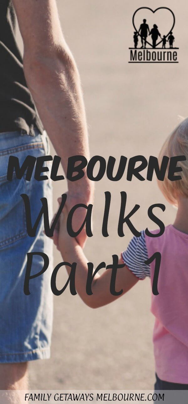 image to pin to pinterest for walking melbourne part 1