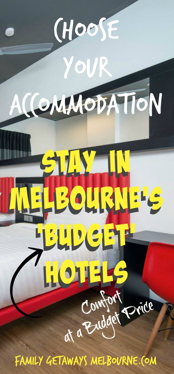 Budget accommodation in Melbourne, Australia