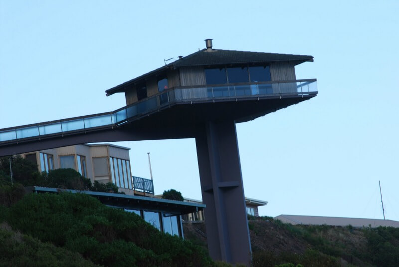 The Great Ocean Road Pole House