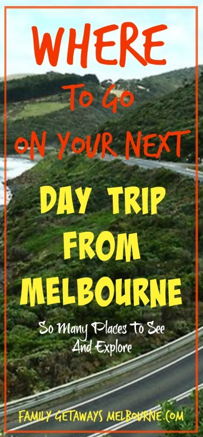 Plan your next day trip from Melbourne