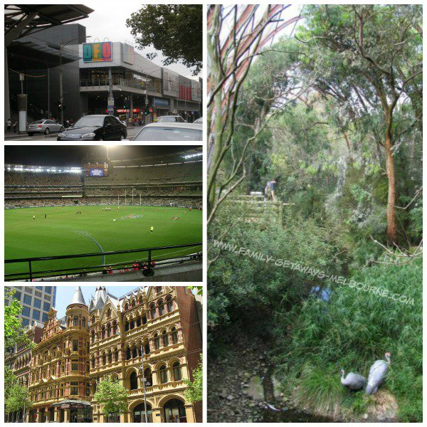 Things to see and do in Melbourne Australia