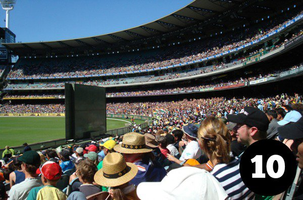 Viaor's tour of melbourne's iconic sporting venues