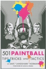 Fishpond book 501 Paintball Tips and Tricks