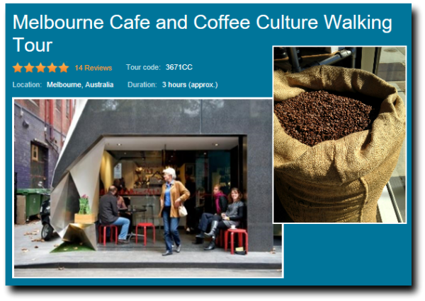 cafe and culture walking tour image