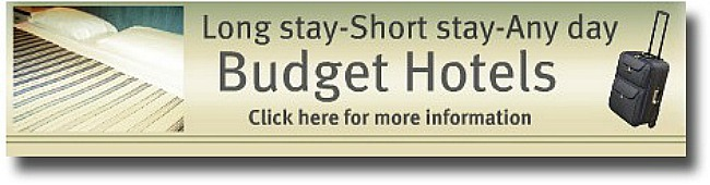 book budget accommodation in Melbourne graphic link