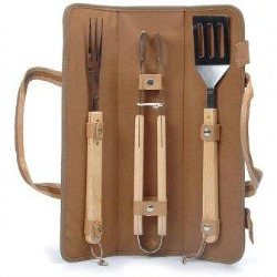 Cooking picnic utensils