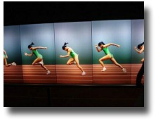 Test your speed against Cathy Freeman at Melbourne's Scienceworks