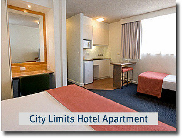 City Limits Apartments