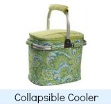 Collapsible Cooler from Fishpond