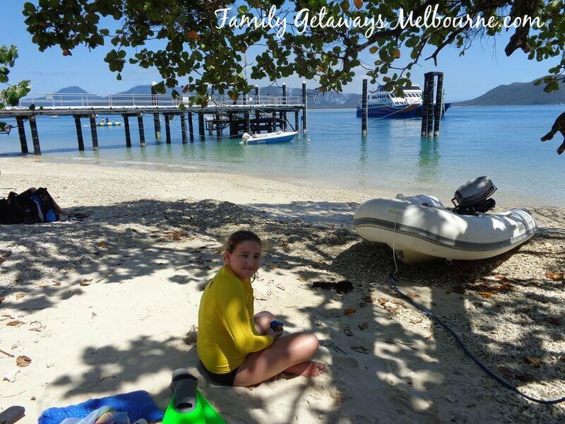 Holidaying on Fraser Island, Queensland 2014