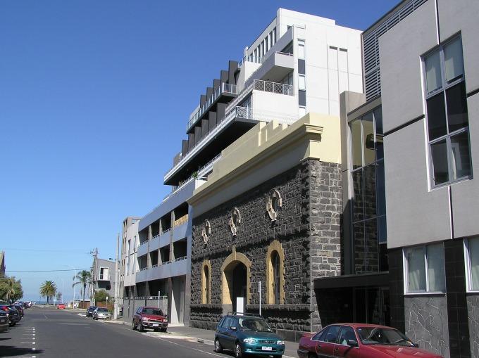 Bluestone Heritage and Modern Day Urban Developement
