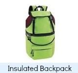 Insulated backpack from fishpond