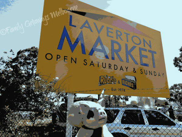 The Laverton Market