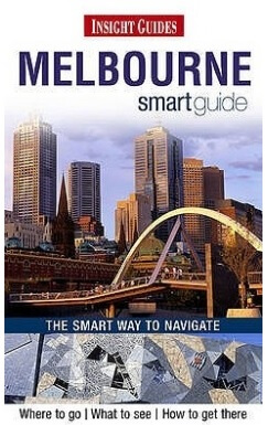 A-Z Smart Guide for Melbourne with maps