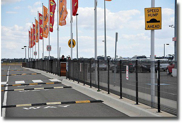 Long term carpark Melbourne Airport compliments of  http://www.flickr.com/photos/specialkrb/3396183671/sizes/m/
