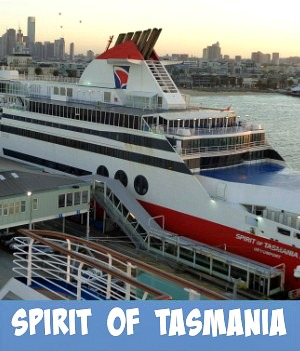 Thumbnail link to Site page on Spirit of Tasmania