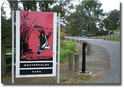 Westerfolds Park Lower Templestowe