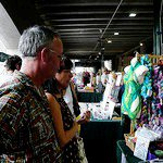 Art Centre Sunday market in Melbourne held at Southbank compliments of https://flic.kr/p/4kfA71
