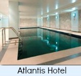 Atlantis Hotel site page graphic link