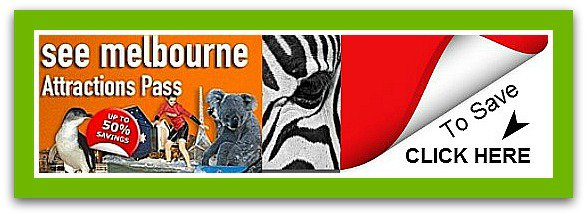 Melbourne Attraction and Sightseeing pass linking banner